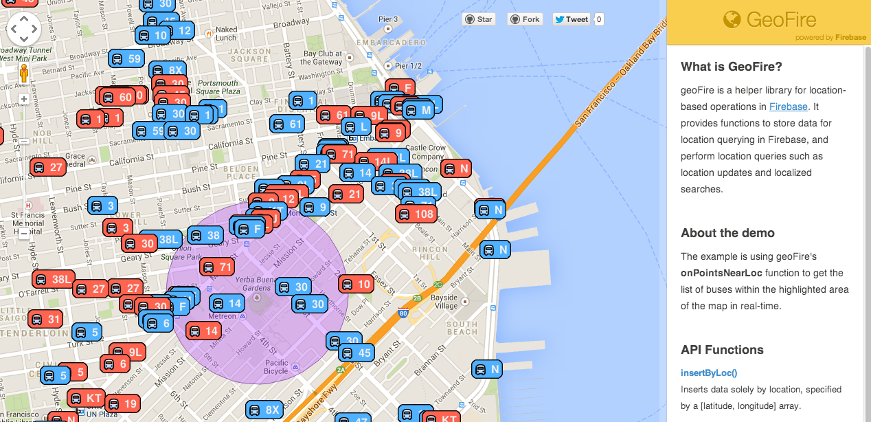 The Firebase Blog: GeoFire: Location Queries for Fun and Profit