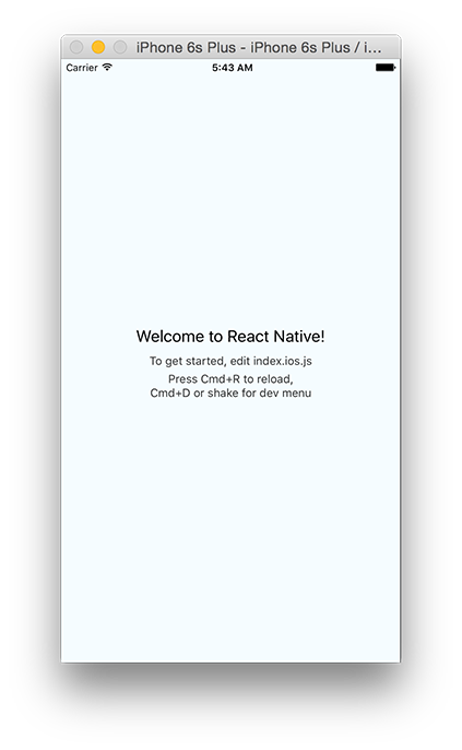 The Firebase Blog: The beginners guide to React Native and Firebase