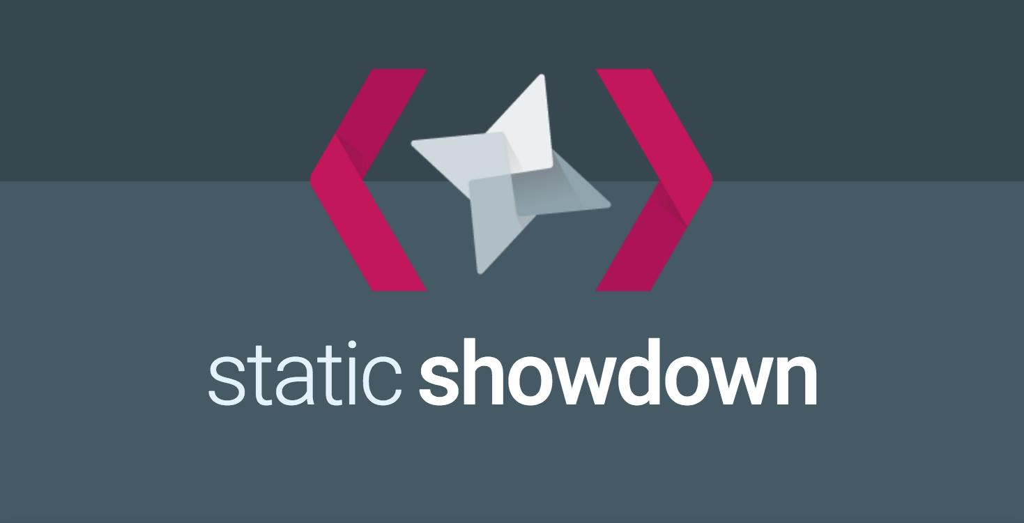 Static Showdown 2016